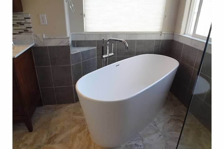 Denver Modern Bathroom Remodel Starwood Renovation