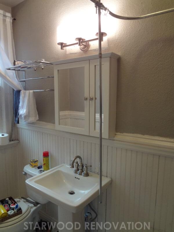denver bungalow historic bath remodel 2 - Bathroom Remodel Denver