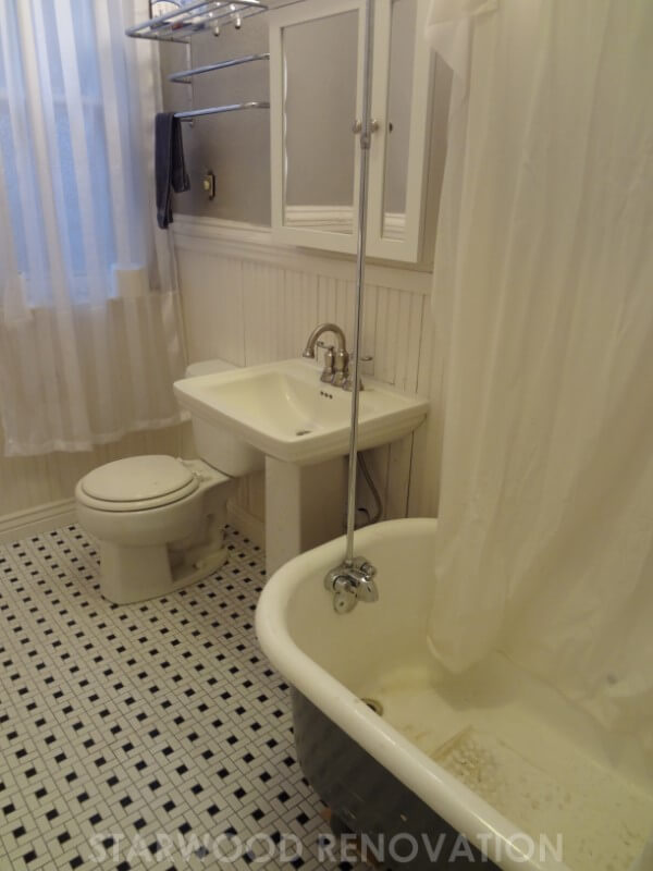 Bathroom Fixtures Denver denver bungalow bathroom remodel - starwood renovation