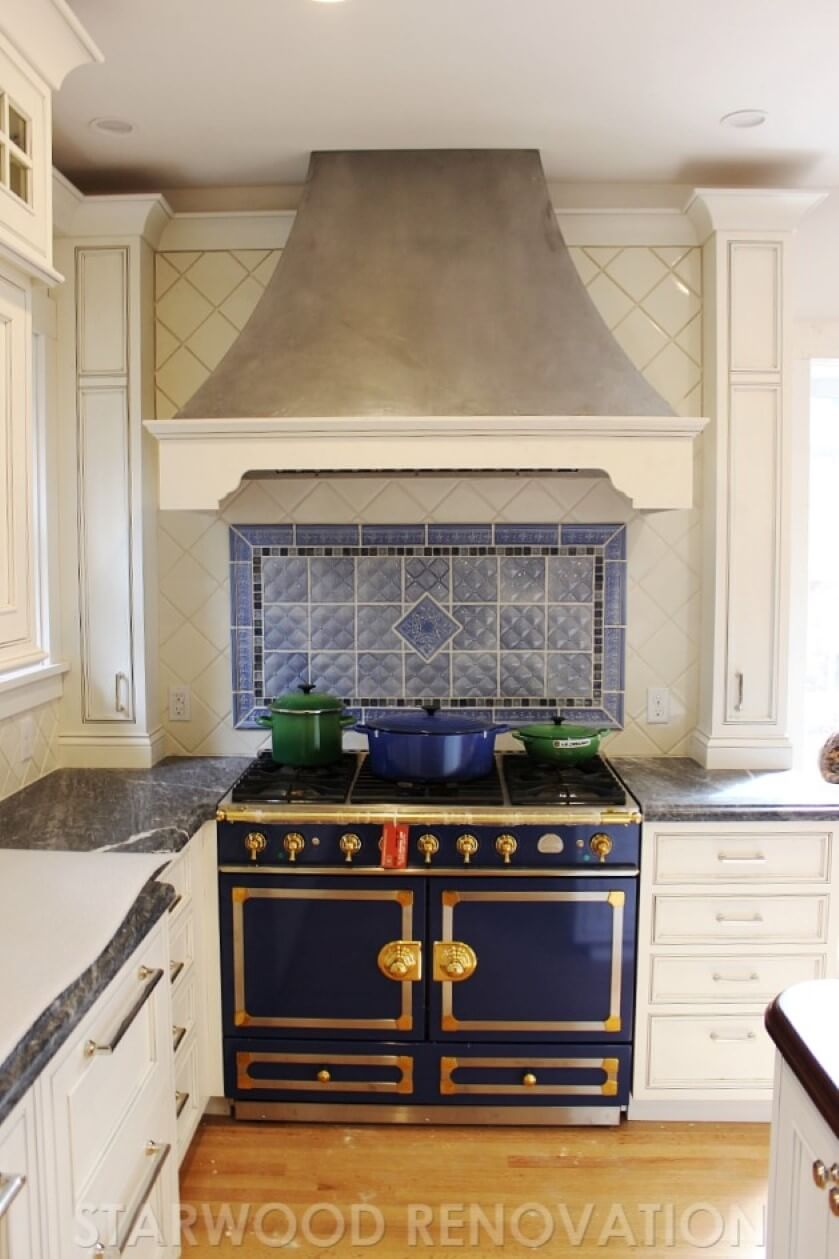 Colonial Kitchen Denver Cherry Creek Large Kitchen Remodel Starwood Renovation