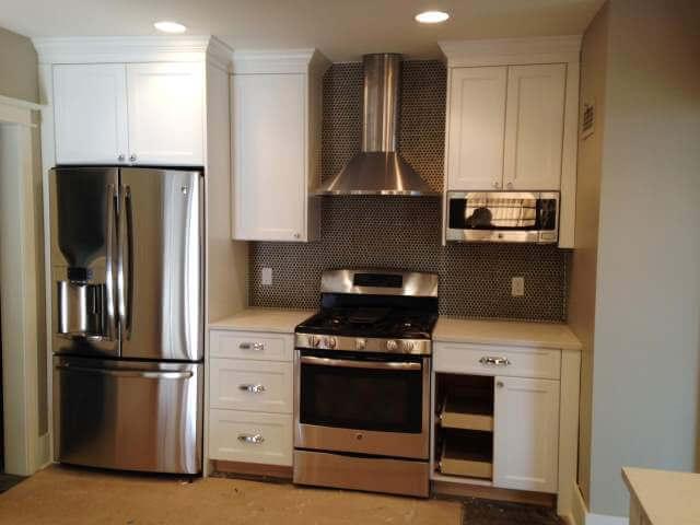 Denver Whole House Remodel Kitchen