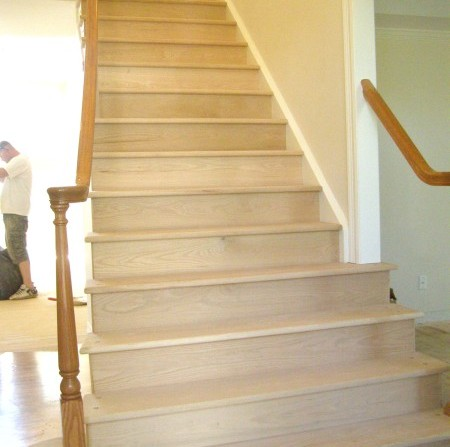 Denver Remodel – Custom Staircase